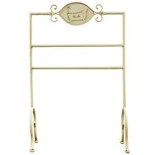 Porte Serviettes de bain en fer forgé baignoire lion salle