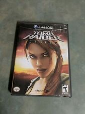 Tomb Raider Legend (Nintendo GameCube, 2006) - Complete. Tested/Works.