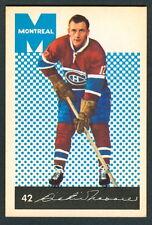 1962 63 PARKHURST 42 DICKIE MOORE EX-NM MONTREAL CANADIENS HOCKEY