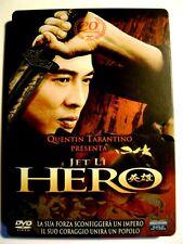 Dvd Hero - Edizione Speciale Steelbook 3 dischi di Yimou Zhang Usato