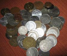"""Lotto Stock Monete/Coins """" VARIOUS WORLD COINS """" Dal Mondo (pz.80)"""