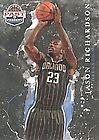 2011-12 Panini Past & Present Raining 3's #12 Jason Richardson Basketball Card