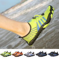 Water Shoes Quick Dry Barefoot Breath Comfort for Women Men Swim Surf Sneakers
