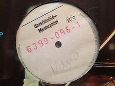 LP Nana Mouskouri  Wenn ich träum    MUSTERPLATTE/PROMO VEB AMIGA DDR