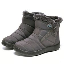 Women Boots High Quality Fashion Waterproof Snow Boots For Winter Shoes Casual