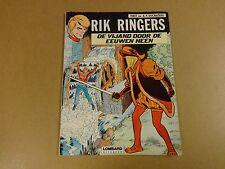STRIP / RIK RINGERS N° 26 - DE VIJAND DOOR DE EEUWEN HEEN
