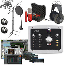 Audient iD22 - Home Recording Bundle Studio Package w/ Pro Tools First