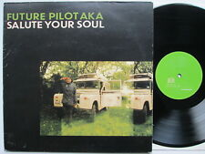 33T LP Future Pilot AKA Salute Your Soul 2003 GEOGRAPHIC UK
