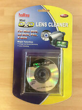 New Halloa Camcorder Laser Lens DVD Cleaner, PS2, Mini DVD, X-Box etc