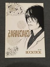 Chachara 5 L'Arc-en- Ciel Buck- Tick Japan 1997