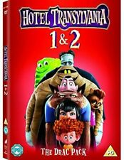 Hotel Transylvania 1-2 [DVD]  UK Region 2 - Adam Sandler