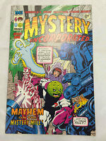 Mystery Incorporated #1 Comic Book Image 1993