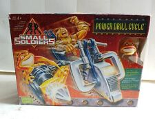 """SMALL SOLDIERS 1998 """"POWER DRILL CYCLE   """"  BOXED PLAYSET"""