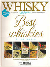 WHISKY #118 June 2014 Best WHISKIES in World Macallan Taketsuru Teeling Tasting