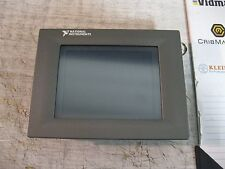 National Instruments TPC-2106 PLC NI OIP HMI Touch Screen Used