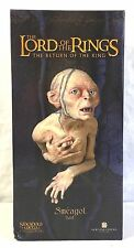 Lord of the Rings SMEAGOL Gollum 1/4 scale Polystone Bust SIDESHOW WETA