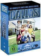 DALLAS ORIGINALE SERIE TV Die COMPLETA STAGIONE 1 + .2 Ewings 7 Box dvd edizione
