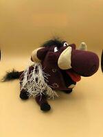 Disney Lion King The Broadway Musical Pumbaa Wart Hog Warthog Plush Toy Doll