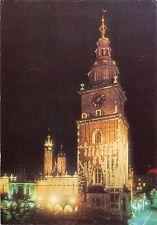 BG35797 krakow rynek glowny wieza ratuszowa poland