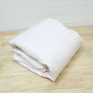 Hotel Collection QUEEN Fitted Sheet 680 TC Supima Cotton Solid ROSE D0Z200