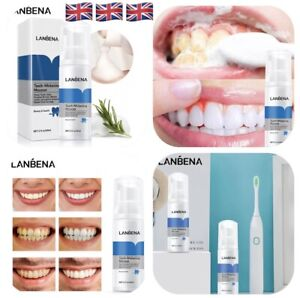 Teeth Whitening Mousse Tooth Whitening Cleaning White Teeth Oral Hygiene