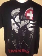 Eminem Recovery Tour 2011 Large T Shirt Rap Hip Hop Oop