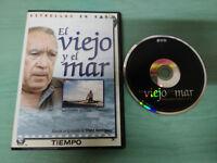 EL VIEJO Y EL MAR ANTHONY QUINN HEMINGWAY DVD + EXTRAS CASTELLANO ENGLISH