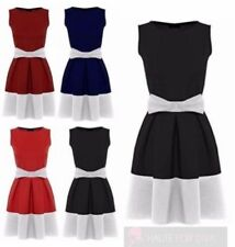 Unbranded Polyester Dresses for Women with Pleated