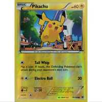 Pokemon Pikachu 20/108  Revers Holo - XY Roaring Skies - Englisch NM