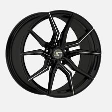 "Schmidt Drago 8,5 X 19 "" Concave Alloy Wheels for Mini Type F56 Incl JC Works"
