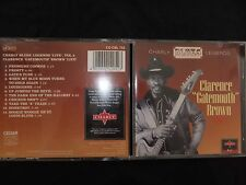 CD CLARENCE GATEMOUTH BROWN / CHARLY BLUES LEGEND / VOL 4 / LIVE /