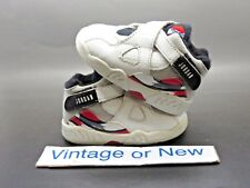 Nike Air Jordan VIII 8 Bugs Bunny Retro Toddler 2003 sz 4C