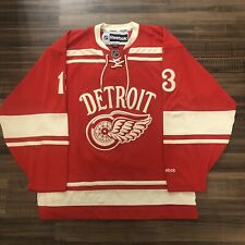 Reebok Detroit Red Wings Pavel Datsyuk 2014 Winter Classic NHL Jersey Large L