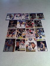 *****Steve Duchesne*****  Lot of 125+ cards.....65 DIFFERENT / Hockey