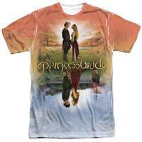 Authentic Princess Bride Movie Poster Sublimation Allover Front T-shirt top