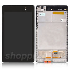 For Google Nexus 7 2nd 2013 ASUS-2B32 2B16 LCD Screen Digitizer Touch+Frame Wifi