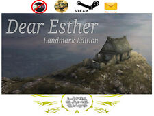 Dear Esther: Landmark Edition PC & Mac Numérique Steam Key - Region Free