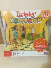 Twister Hopscotch Kids Active Indoor Game with Carrying Case 2008 Hasbro ages 6+