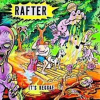 RAFTER - IT'S REGGAE  CD NEW!