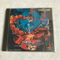 PS1 Strider Hiryu 1 & 2 Sony Playstation PS 1 Japan Import Game