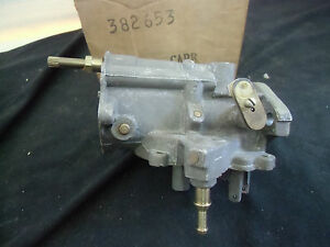 OMC 382653 Carburetor for Johnson and Evinrude outboard engines