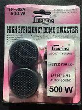 New TP-005A Tiaoping High Efficiency Dome Tweeter Super Power Digital 500W