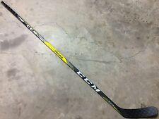 Ccm Super Tacks Pro Stock Hockey Stick Grip 95 Flex Left P92 Backstrom 7346