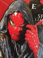 EARTH X SPIDERS MAN ALEX ROSS LTD ED RESIN BUST SEALED (ONLY 450 MADE) MIB