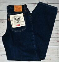 Vintage 1990s Levis 545 Loose Fit Blue Jeans Size 30/34 Deadstock New With Tags
