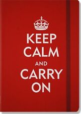 Keep Calm and Carry On Journal (Diary, Notebook) (