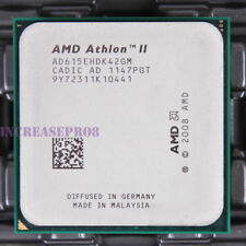 AMD Athlon II x4 615e AD 615 EHDK 42gm CPU Processor 2000 MHz 2.5 GHz socket am3