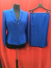 "TAHARI  BY ARTHUR LEVINE SKIRT SUIT/NEW WITH TAG/SIZE 14W/LENGTH 25""/LINED/PLUS"