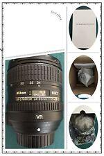 Near New Nikon Lens Af-S Nikkor 24-85Mm F/3.5-4.5G Ed Vr