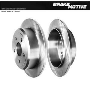 Rear Brake Disc Rotors For 2007 2008 2009 2010 2011 2012 - 2016 Wrangler